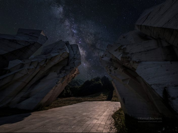 Dolina heroja, Tjentište