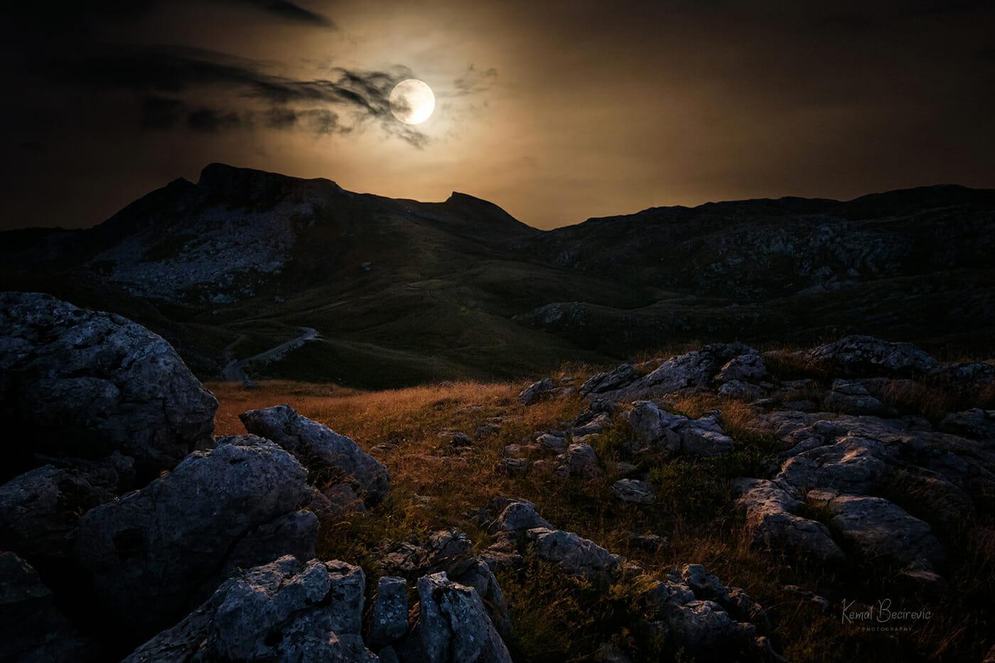 Moonlight Crveni Kuk, Visočica