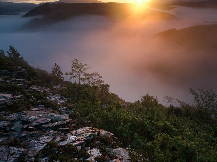Sunrise Visocica