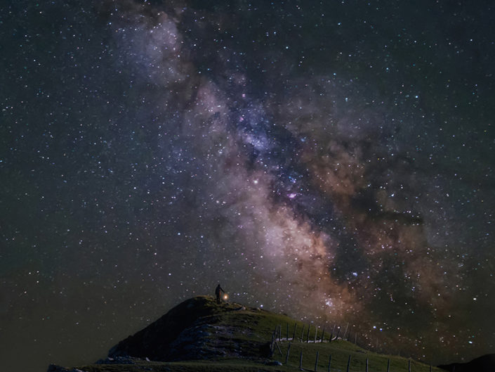 Malen ispod zvijezda
