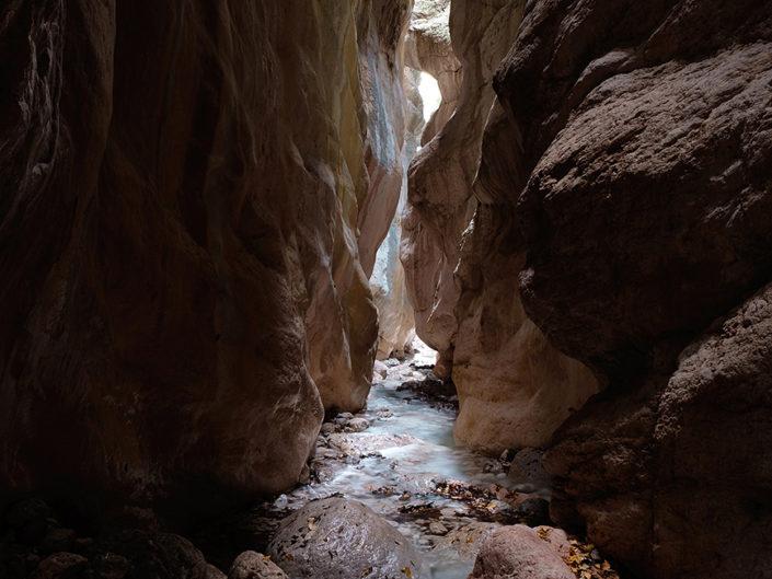 U kanjonu mostarse Bijele