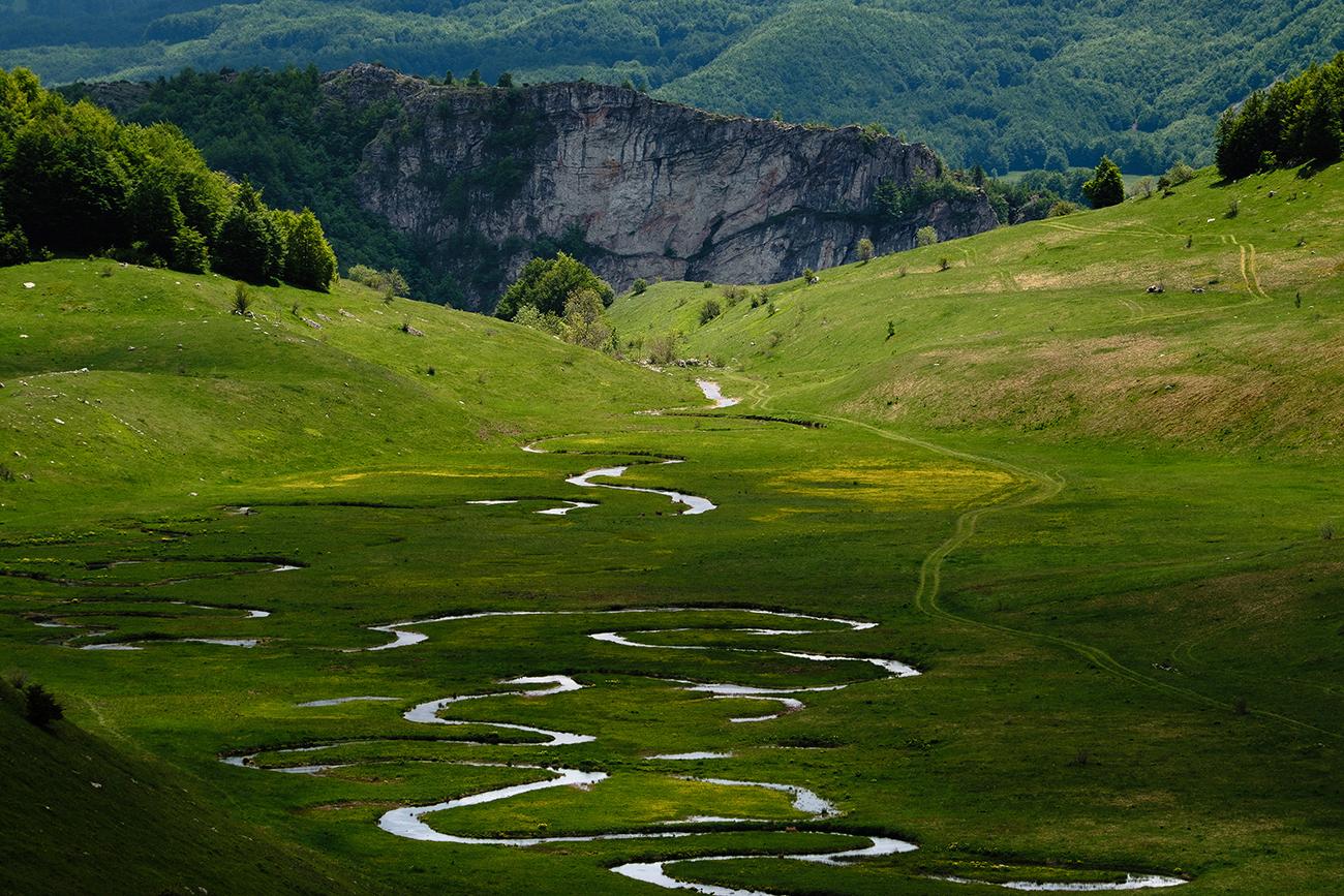 Studeni potok, Bjelašnica