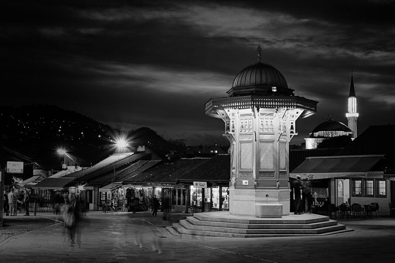 Sarajevo, night No:3