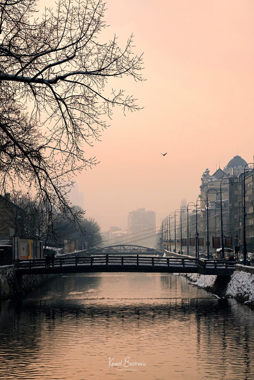 Drvenija, Sarajevo