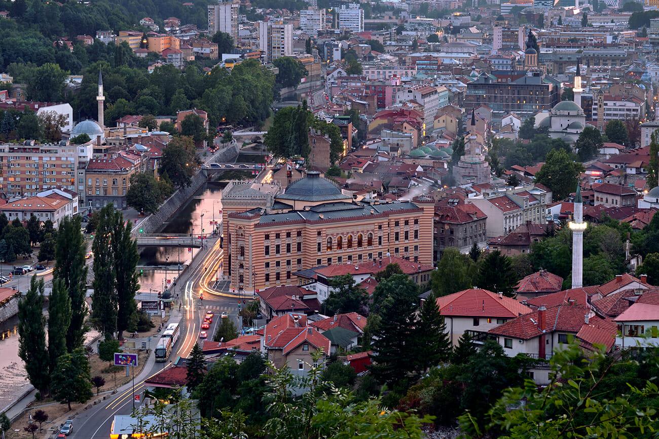 Sarajevo, No:6 color