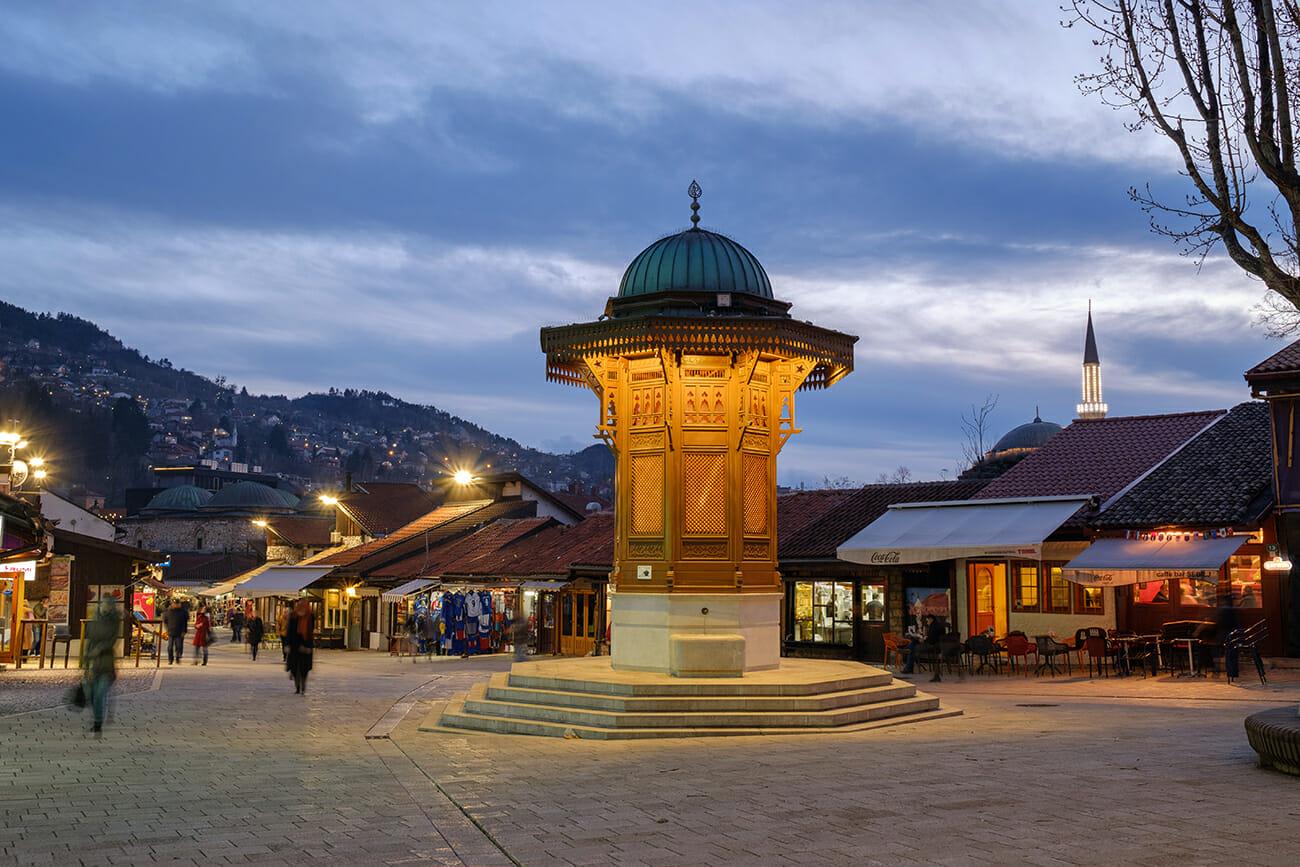 Sarajevo Sebilj 03