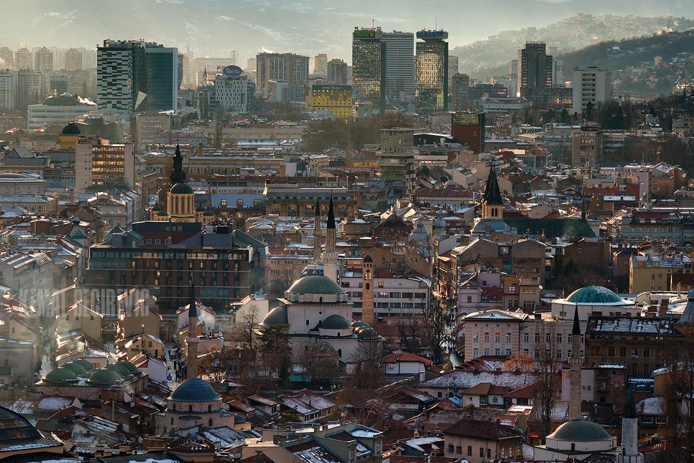 Sarajevo – evropski Jerusalem