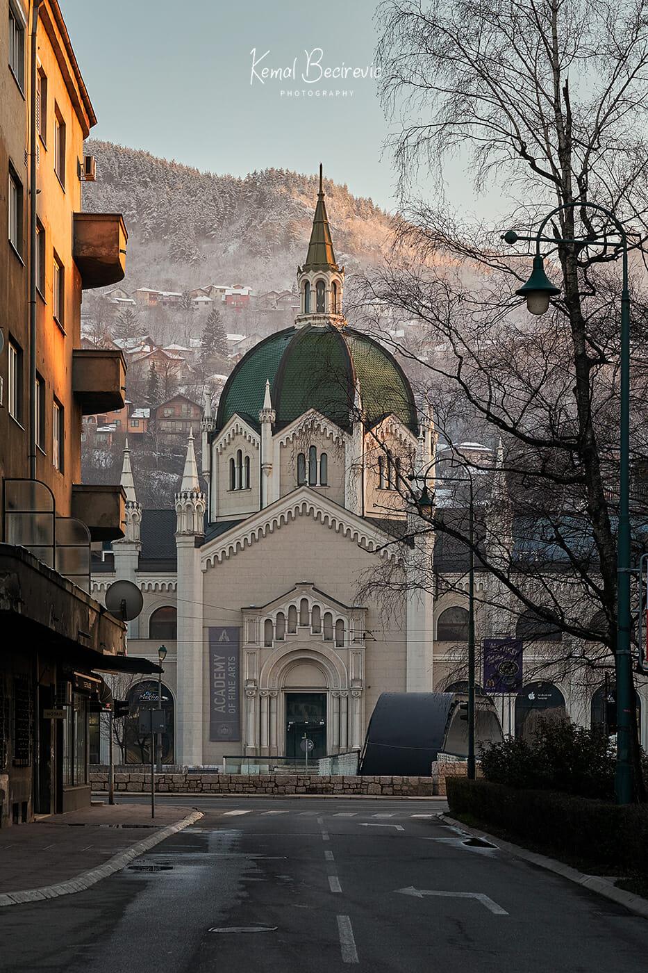 Sarajevo, Likovna Akademija