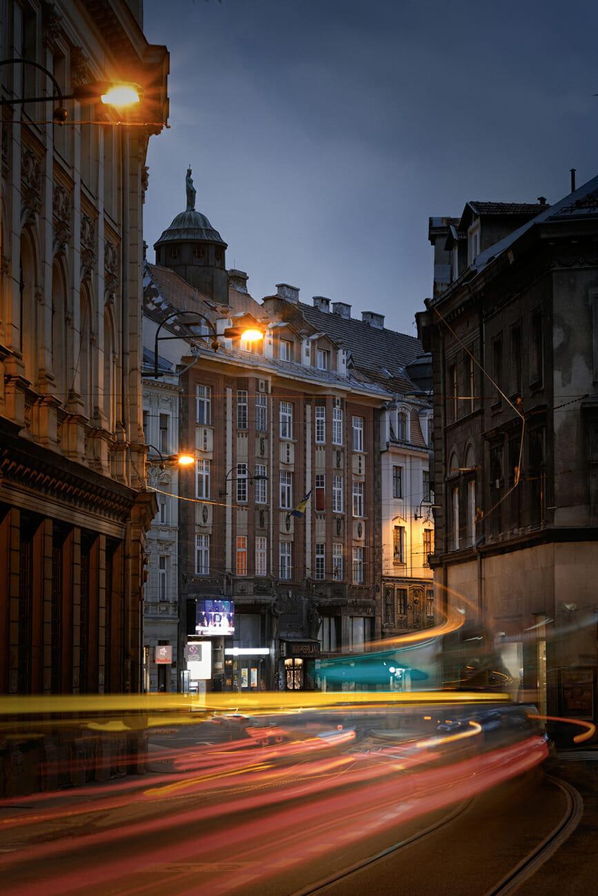 Sarajevo Night