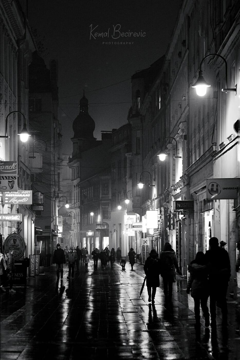 Ferhadija Sarajevo